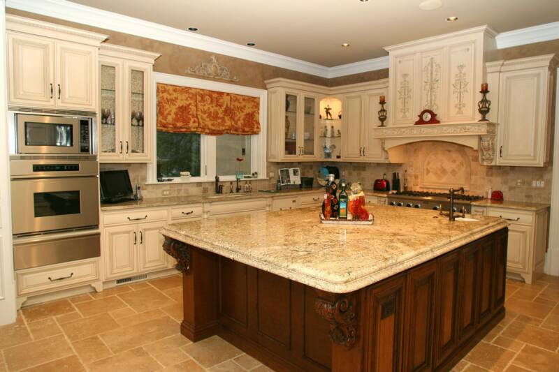 Blackwell custom cabinets homepage for Custom kitchens